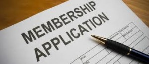 Membership appln